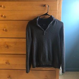 Nautica quarter zip sweater
